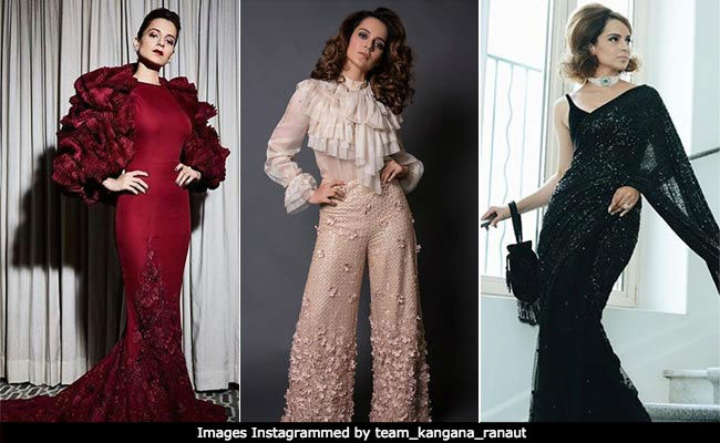 Cannes Wasn T The First Time Kangana Ranaut Has Worked Retro Look Like A Boss