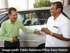 तमिलनाडु : जब कलेक्टर साहब ने चलाई अपने ड्राइवर के लिए गाड़ी, जानें पूरा वाकया