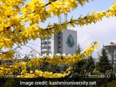 Kashmir University Qualifies For SPARC Scheme