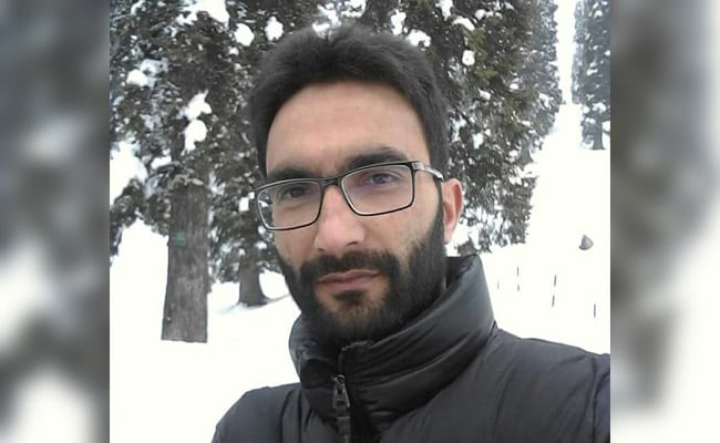 Kashmir Cops Probe If Professor Who Joined Terrorists Was Killed By Them
