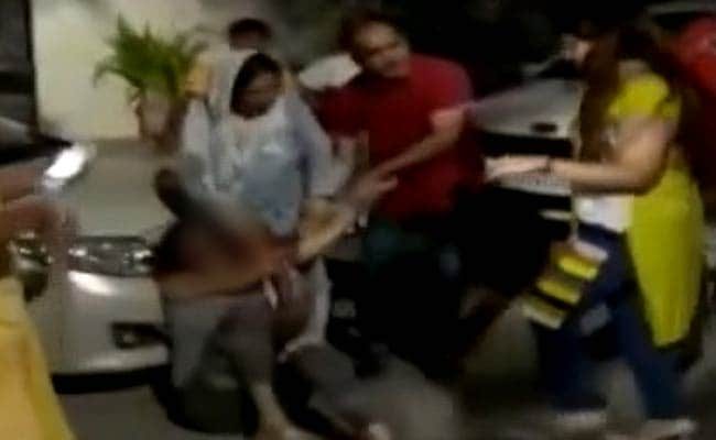 Five Kashmiris allegedly thrashed in Delhi's Sunlight Colony