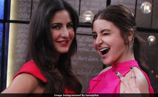 Anushka Sharma May Miss A Text But Not A Post. She Responds To Katrina Kaif, Amitabh Bachchan