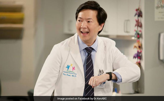Comedian Ken Jeong Jumped Offstage To Save Audience Member Having Seizure