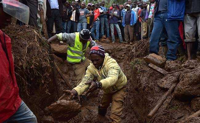 Kenya Burst Dam Toll Reaches 44, Search Still On For Survivors