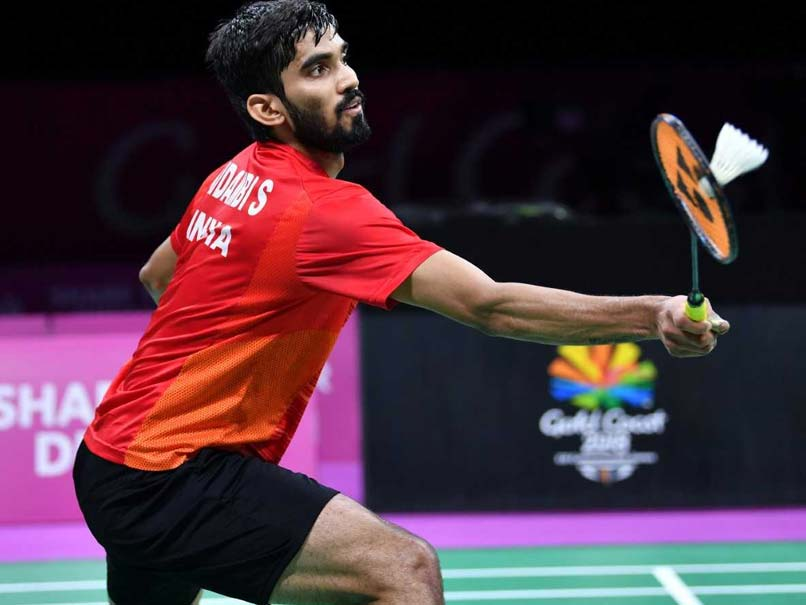 Kidambi Srikanth Climbs To 3rd Spot In World Rankings, Denmark