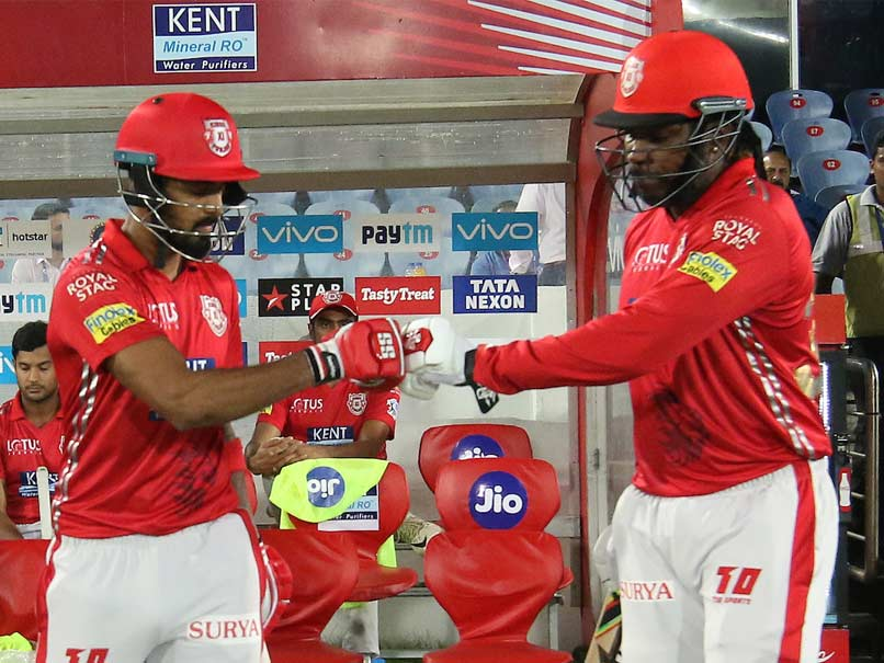IPL 2018: Chris Gayle Has Taught Him How To Keep Opposition Under Pressure, Says KL Rahul
