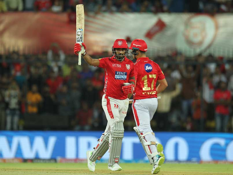 IPL 2018: KL Rahul, Mujeeb Ur Rahman Ensure Comfortable Win For Kings XI Punjab Over Rajasthan Royals