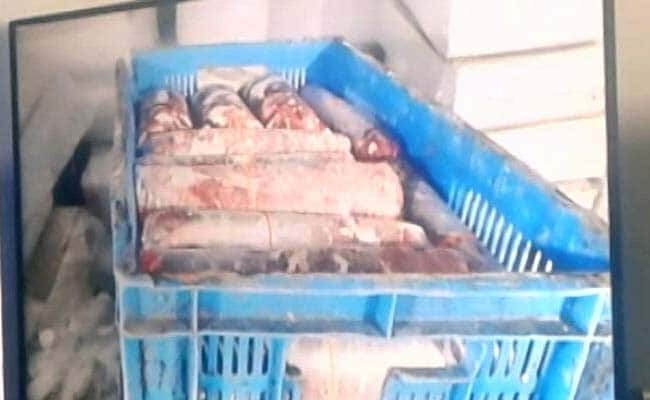 kolkata rotten meat