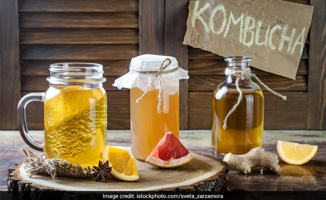 Kombucha Tea: 7 Amazing Health Benefits
