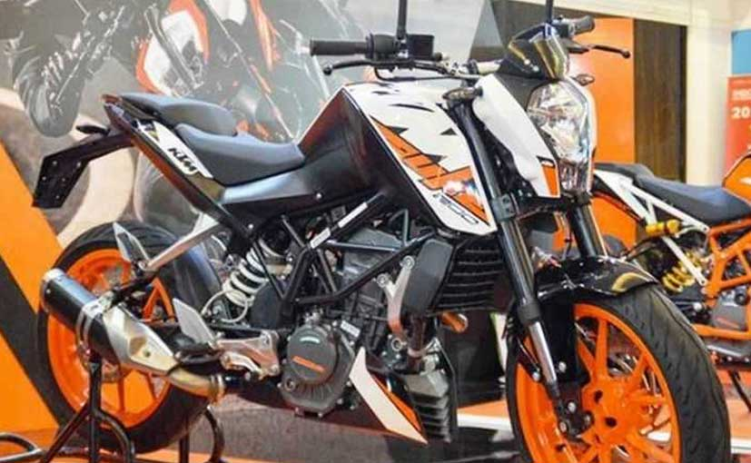 India could get the updated KTM 200 Duke sometime in the future