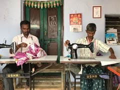 Silai School Initiative Extends Support To Men From Tamil Nadu