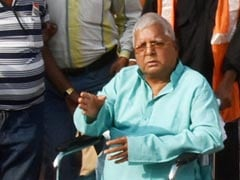 Lalu Yadav Relents, Has Lunch After 2 Days Following Poll Shocker