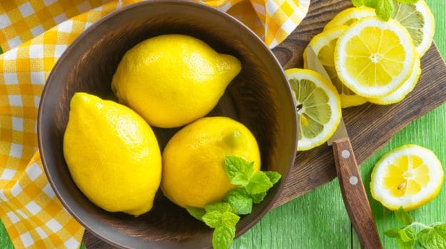Lemon Nutrition: 8 Amazing Health Benefits Of Lemons