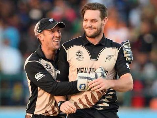 Luke Ronchi, Mitchell McClenaghan Complete ICC World XI To Play West Indies