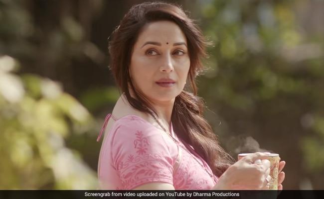 Bucket List: बॉलीवुड के बाद मराठी फिल्मों में माधुरी दीक्षित की एंट्री, बताई वजह