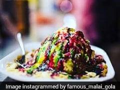 6 Of The Best Malai Gola Stalls In Mumbai