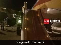 Passenger Opens Plane's Emergency Door Before Takeoff - To Get Fresh Air
