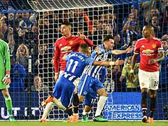 Premier League: Manchester United Lose To Brighton, Jose Mourinho Takes Aim At His Players