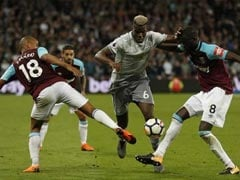Premier League: Lacklustre Manchester United Seal Second With Stalemate At West Ham