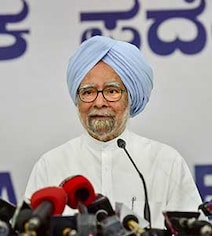 'Not Just PM, I Was Accidental Finance Minister Too': Manmohan Singh