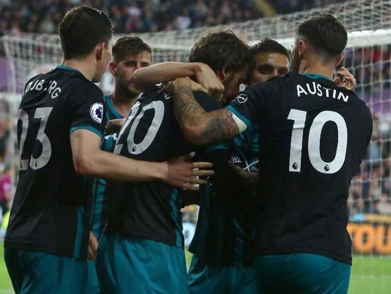 Premier League: West Brom Relegated, Southampton Beat Swansea 1-0