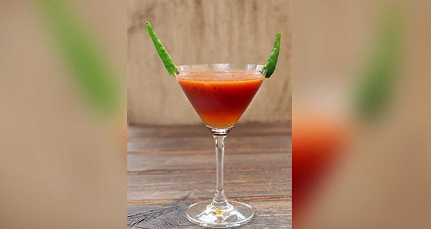 Devil Martini