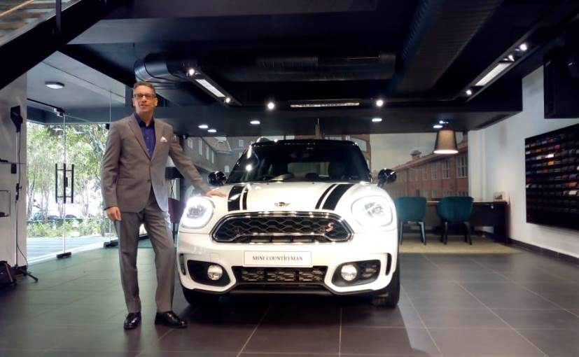 New Mini Countryman Launched Prices Start At 34 90 Lakh