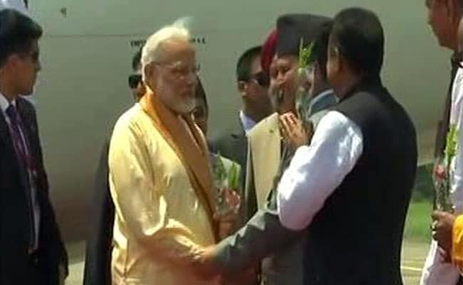 चार साल में तीसरी बार नेपाल पहुंचे PM मोदी, शुरू करेंगे जनकपुर-अयोध्या बस सेवा
