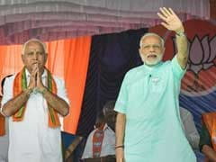 70% Of People Want PM Modi To Have Another Term: BS Yediyurappa