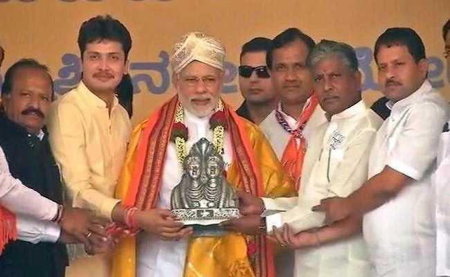 कुलबर्गी में पीएम मोदी ने कहा: कर्नाटक मई की गर्मी बर्दाश्त कर सकता है, लेकिन कांग्रेस की सरकार नहीं