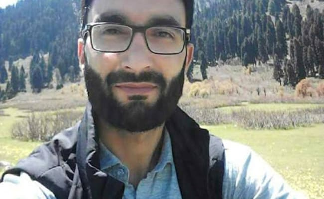 'New Job,' Said Kashmir Professor Who Joined Terrorists. Killed In 2 Days