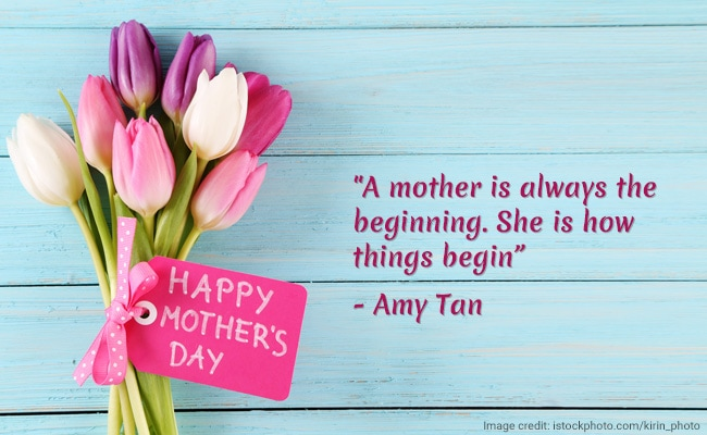 Happy Mothers Day 15 Inspirational Quotes To Share With Your Mom