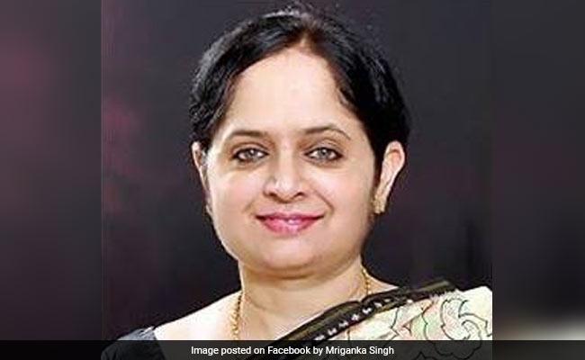 Hukum Singh's Daughter Mriganka Singh To Contest Kairana Bypoll On BJP Ticket