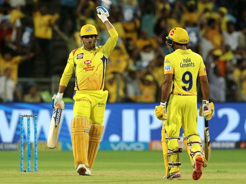 IPL 2018: MS Dhoni, Shane Watson Star As Chennai Super Kings Edge Delhi Daredevils