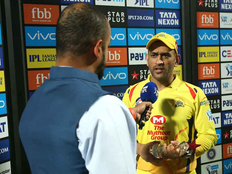 IPL 2018: Yet To Find Out A Death Over Specialist, Says MS Dhoni