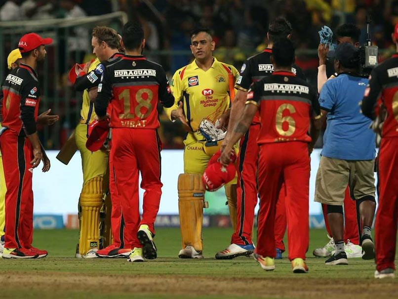 IPL 2018: Chennai Super Kings Face Royal Challengers Bangalore, Seek To Regain Winning Form