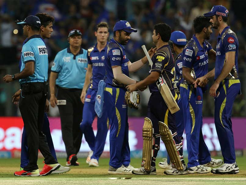 IPL 2018: All-Round Mumbai Indians Outclass Kolkata Knight Riders By 13 Runs