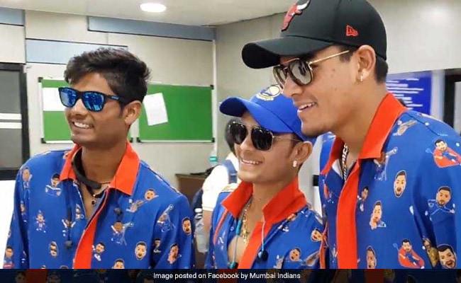 IPL 2018: अनुशासन कायम रखने के लिए MI ने तय की 'अनोखी' सजा, जानें कौन तीन खिलाड़ी बने 'शिकार'...