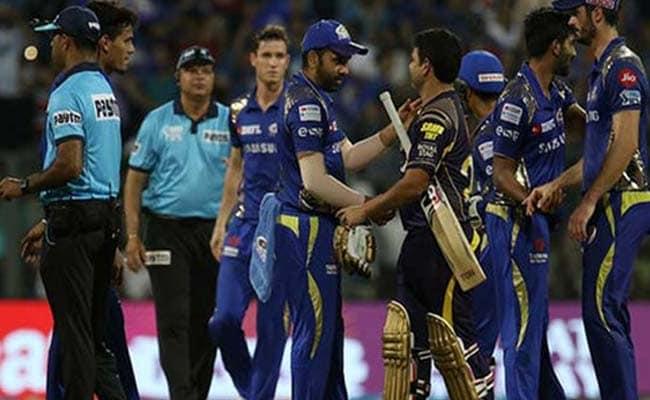 IPL 2018: मुंबई इंडियंस के सामने कोलकाता नाइटराइडर्स का समर्पण, 102 रन से हारा