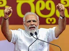 "Karnataka Election 2018 Highlights: Earlier, It Was ""Khadi For Nation"", Now It's ""Khadi For Fashion"", Says PM Modi"
