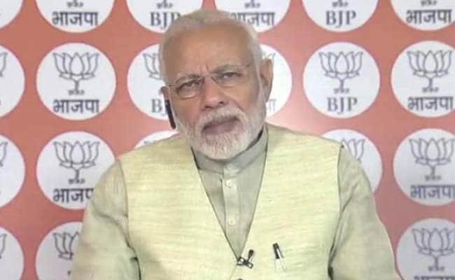 PM Modi Slams Karnataka Government Over Slipshod Implementation Of Crop Insurance Scheme