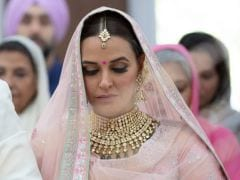 Neha Dhupia And Sonam Kapoor: Two Punjabi Summer Brides In Two Different Looks