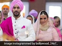 Neha Dhupia Weds Angad Bedi: Diet And Fitness Secrets Of The Handsome Couple!