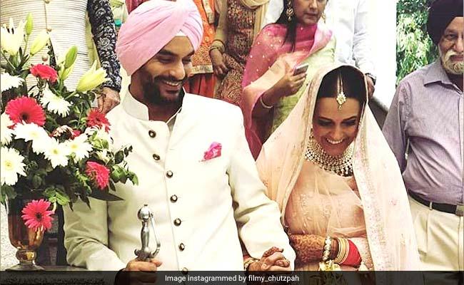 अंगद बेदी से की नेहा धूपिया ने शादी, जानें उनके पति के बारे में 10 बातें