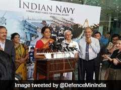 No Tension Between Navies Of India, China In Indian Ocean: Nirmala Sitharaman