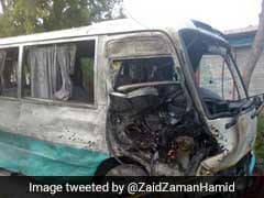 2 Killed, 12 Injured, After Suicide Bomber Targets Pak Atomic Energy Commission's Bus
