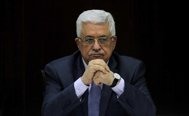 Palestinian President Apologises For Alleged Anti-Semitic Remarks