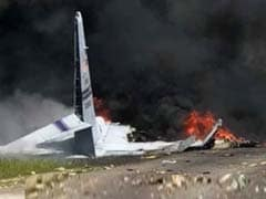 """C-130 Hercules Just Dropped Out Of Sky"": Deadly Plane Crash Stuns Drivers"