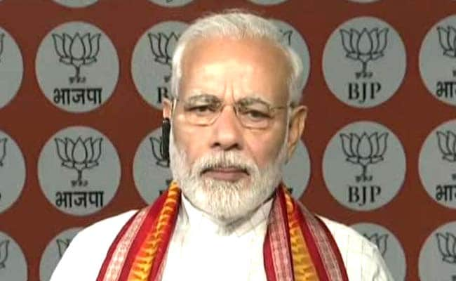 Rahul Gandhi's declaration of himself as Prime Minister is arrogance: PM Modi