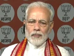 PM Modi Hits Back At Opposition To Aadhaar, Says BJP Wants To Promote Modern India